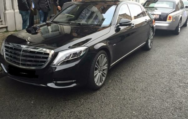 Mercedes S600 Maybach
