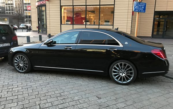 Mercedes S350 Maybach